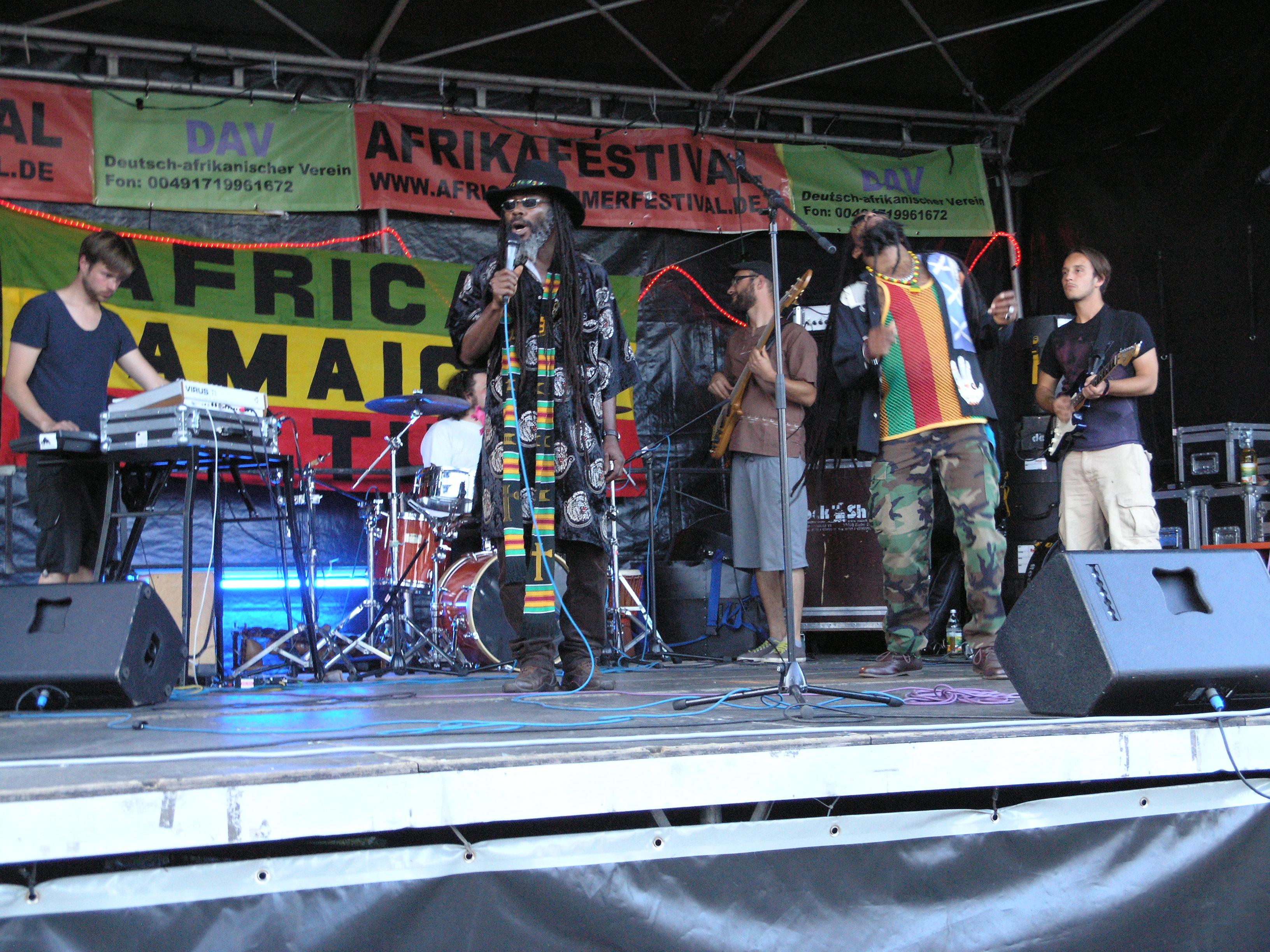 Live concert photo 2014